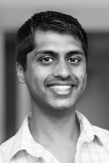 Portrait of Aniket Aranake