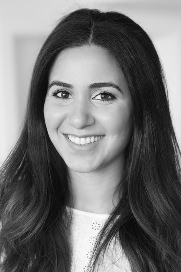 Portrait of Melissa Mazman